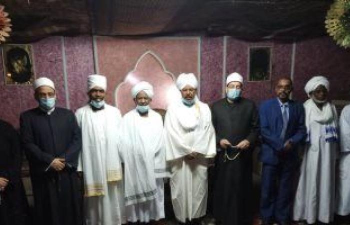 والى جنوب دار فور يستقبل أئمة وواعظات الأوقاف.. ويؤكد: مصر فى وجدان كل السودانيين