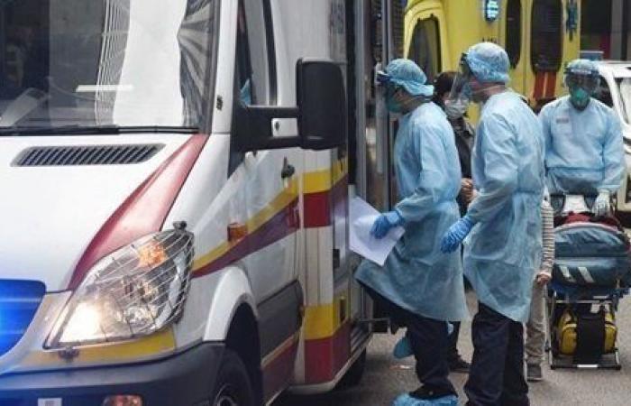 ألمانيا تسجل 3379 إصابة جديدة بفيروس كورونا