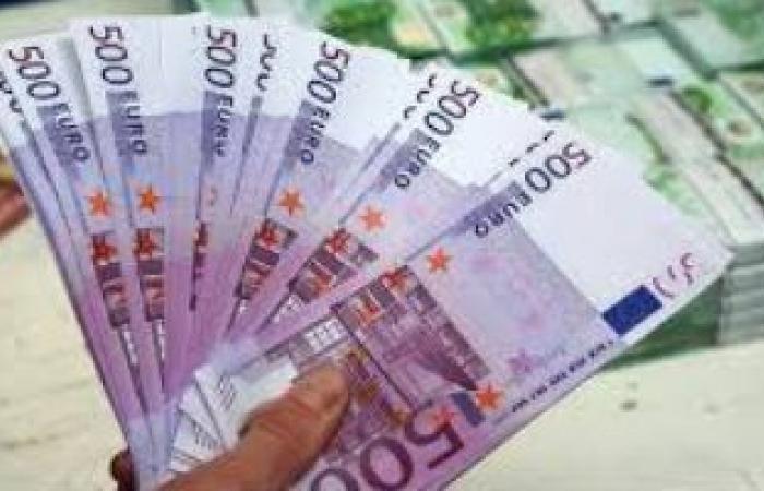 """سعر اليورو اليوم الأربعاء بالبنوك.. ويسجل 18.90جنيه بـ""""بالبنك الأهلى"""""""