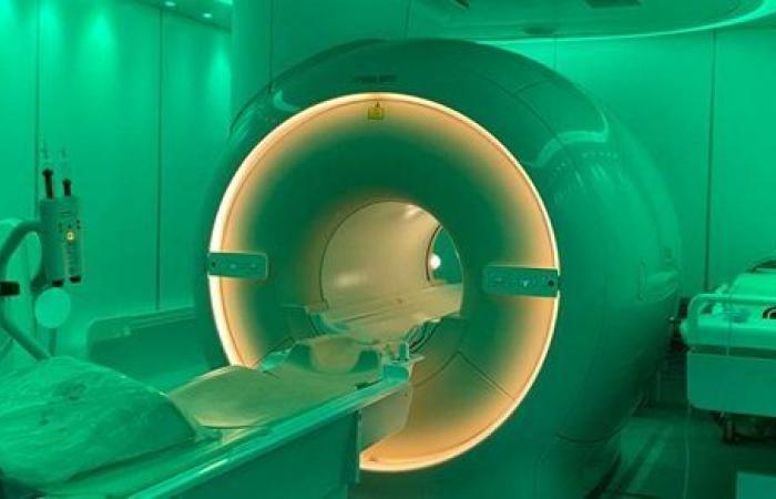 لأول مرة .. تشغيل أول جهاز هايفو لعلاج الأورام بدون جراحة بمعهد الكبد