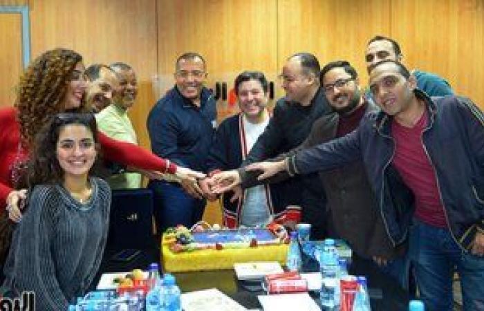 هانى شاكر: أطالب المطربين بعمل حفلات خيرية لدعم الموسيقيين.. صور وفيديو