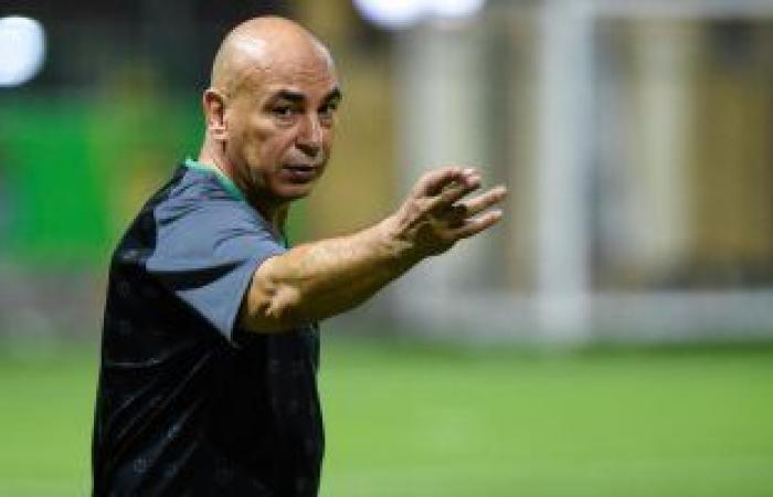 كواليس غرفة الملابس.. حسان حسن يحاضر لاعبي المنتخب في أمم افريقيا