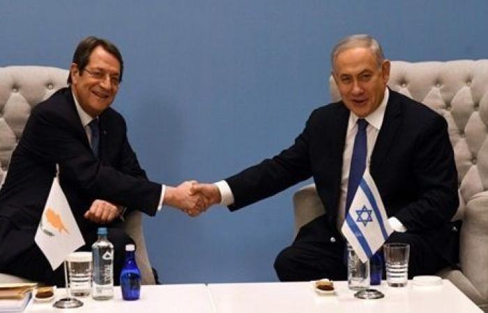 رئيس قبرص يلتقي نتنياهو في تل أبيب.. وهذا ما سيناقشانه