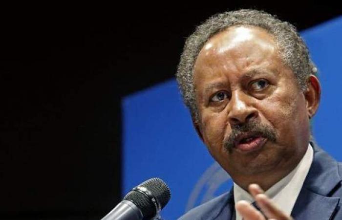 حمدوك: الحكومة الجديدة تشكل أكبر تحالف سياسي في تاريخ السودان