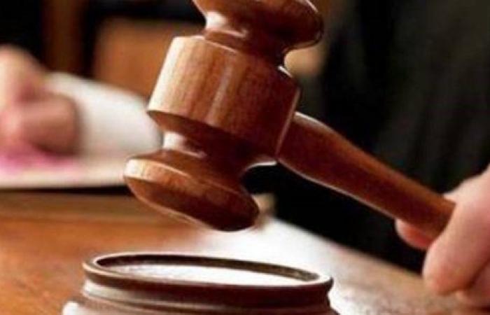 حجز إعادة محاكمة متهم في قضية أحداث عنف المرج للحكم 3 مارس