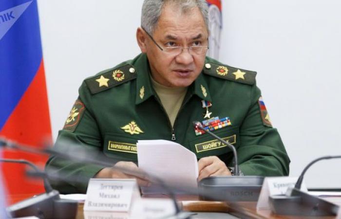 الدفاع الروسية: شويغو يبحث مع نظيره الإسرائيلي الوضع في الشرق الأوسط