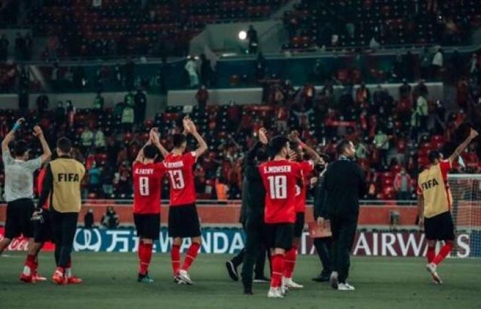 صافرة سنغالية لإدارة مباراة الأهلي وبالميراس بمونديال الأندية