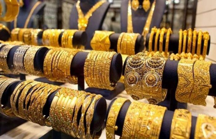 ارتفاع كبير فى أسعار الذهب .. وعيار 21 يسجل هذا السعر