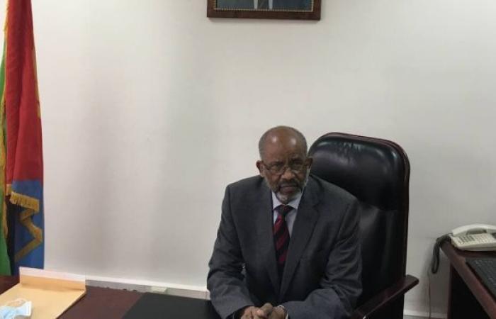 سفير إريتريا في موسكو: لا نعارض بناء مركز لوجسيتي روسي في بلادنا