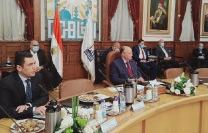 محافظ القاهرة يشيد بدور أعضاء مجلس النواب فى العمل التشريعى.. صور
