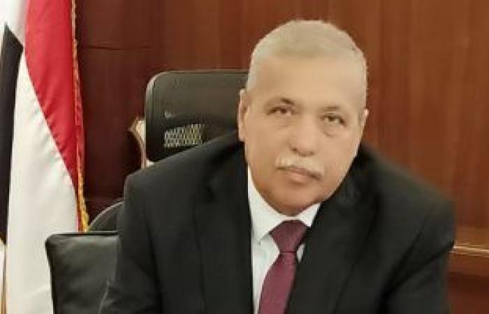 رئيس النيابة الإدارية يوجه بسرعة موافاته ببيان عن كافة قضايا مخالفات البناء