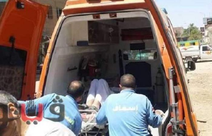 إصابة 3 أشخاص من أسرة واحدة بالاختناق بسبب نيران التدفئة بالهرم