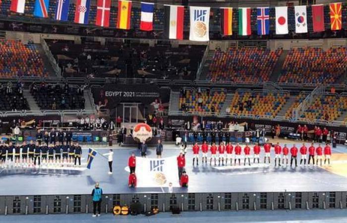 إسبانيا تشكر مصر على حسن استضافة وتنظيم كأس العالم لكرة اليد