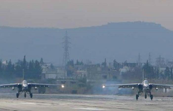 الدفاعات الروسية تصد هجوما على قاعدة حميميم في سوريا