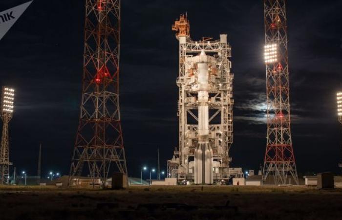 """رائدا فضاء من """"ناسا"""" يتدربان في روسيا للتوجه إلى محطة الفضاء الدولية على متن """"سويوز"""""""