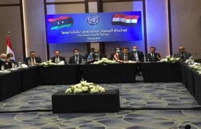 لليوم الثاني.. تواصل المحادثات بين الأطراف الليبية في الغردقة