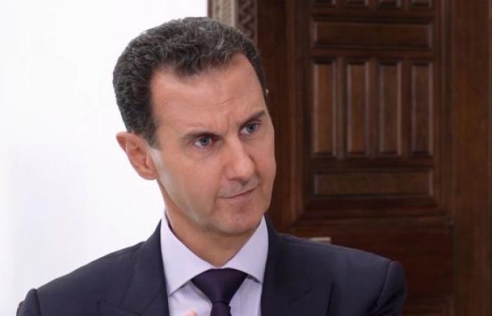 الأسد يستقبل كبير مساعدي وزير الخارجية الإيراني... صور