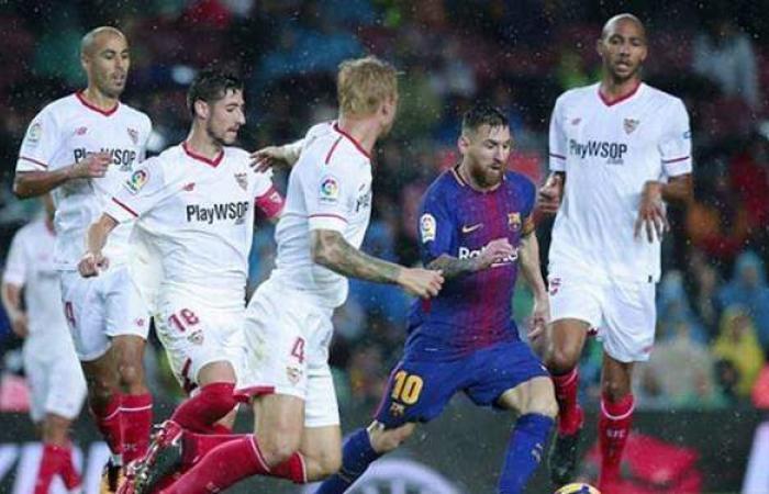 أبرزها برشلونة وإشبيلية.. مواعيد مباريات اليوم 10 -2 -2021