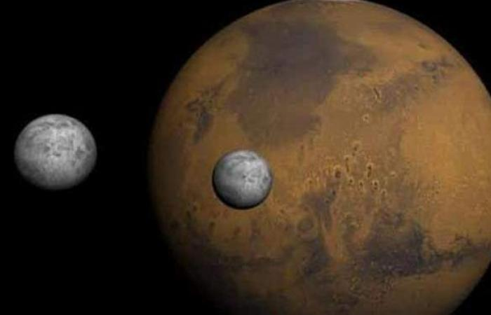 لأول مرة.. أقمار المريخ تظهر في سماء الإمارات | فيديو