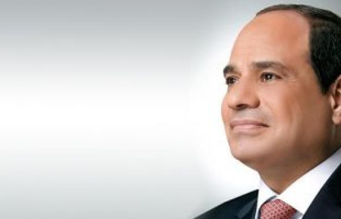 """الرئيس السيسى لـ""""المنفى"""": مصر ستواصل تقديم الدعم والمساندة للأشقاء الليبيين"""