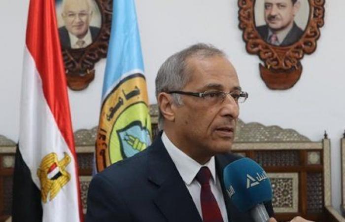 رئيس وكالة الفضاء المصرية: جامعة الأزهر قلعة علمية كبيرة