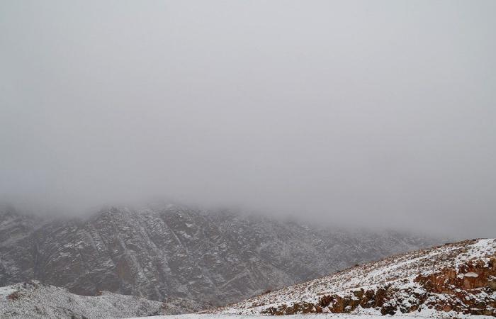 الحربي: نسبة تساقط الثلوج خلال المنخفض القطبي ستكون 70%