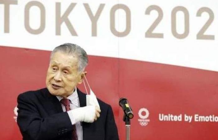 وانتصرت السيدات.. رئيس اللجنة المنظمة لأولمبياد طوكيو يقدم استقالته