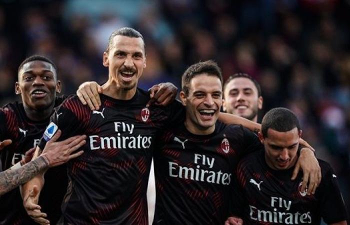 موعد مباراة سبيزيا وميلان في الدوري الإيطالي