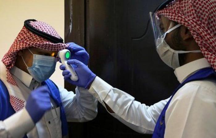 السعودية تسجل 353 إصابة جديدة بفيروس كورونا