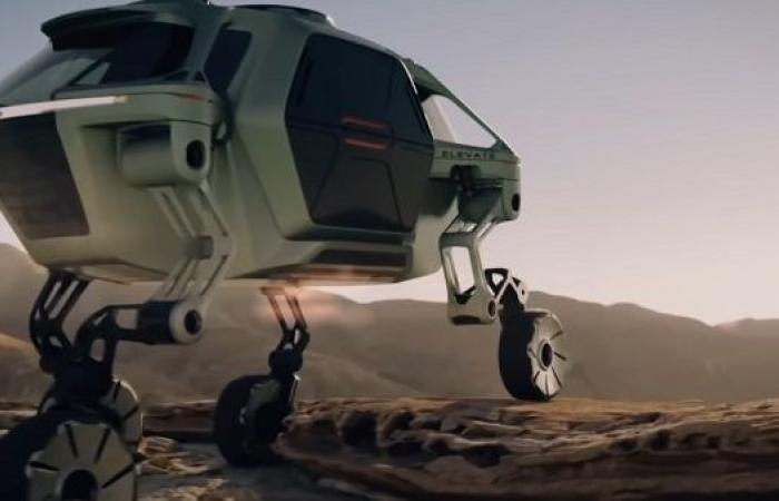 ثورة في عالم النقل.. هيونداي تزيح الستار عن مركبة آلية جديدة (فيديو)