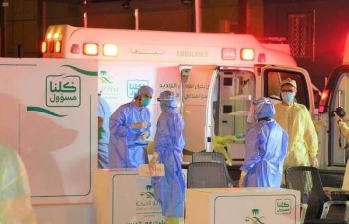 «الصحة»: 353 إصابة جديدة بـ«كورونا» ووفاة 4 وتعافي 305 حالات