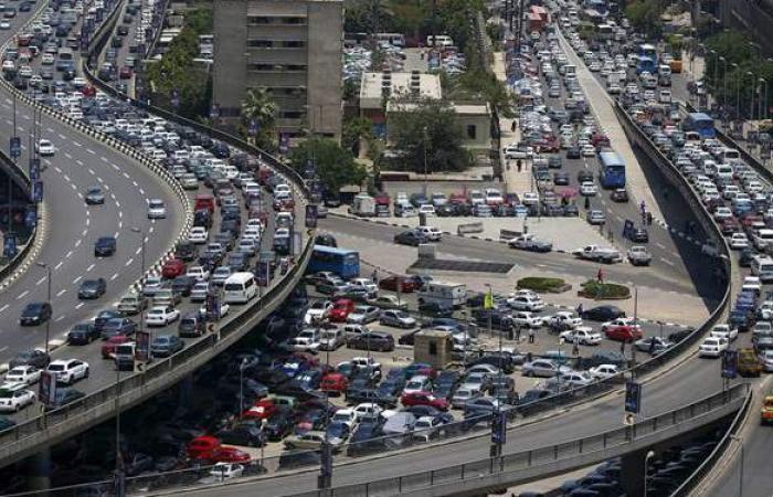 رصد الحالة المرورية بشوارع العاصمة اليوم الجمعة 12 فبراير | فيديو