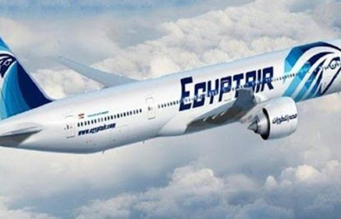لنقل 5339 راكبا.. مصر للطيران تسير اليوم 63 رحلة جوية
