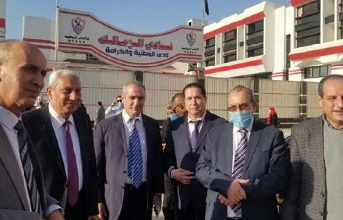 قبل لقاء الزمالك.. السفير الجزائري بالقاهرة: علاقتنا أخوية تاريخية مع الشعب المصري