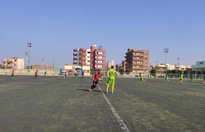 تشكيل مباراة تلا ومركز شباب ابشيش في دوري القسم الرابع