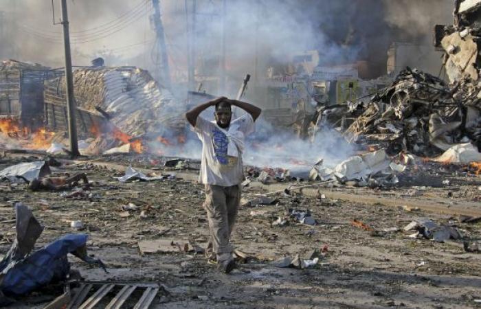 الصومال... انفجار سيارة مفخخة وسماع دوي إطلاق نار بالقرب من القصر الرئاسي