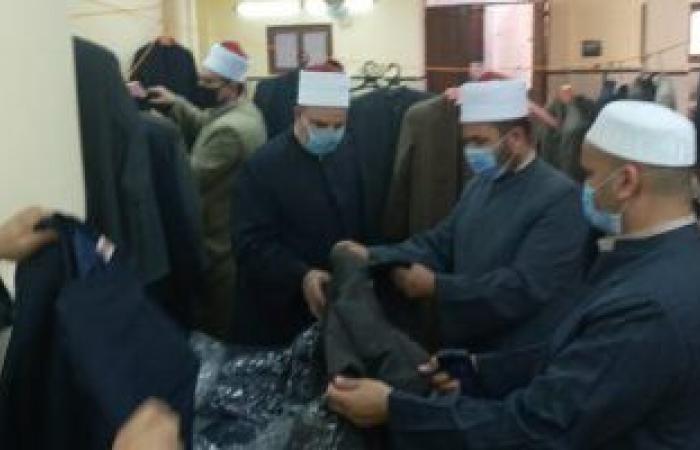 الأوقاف تعلن توزيع 1000 عمامة أزهرية على الأئمة