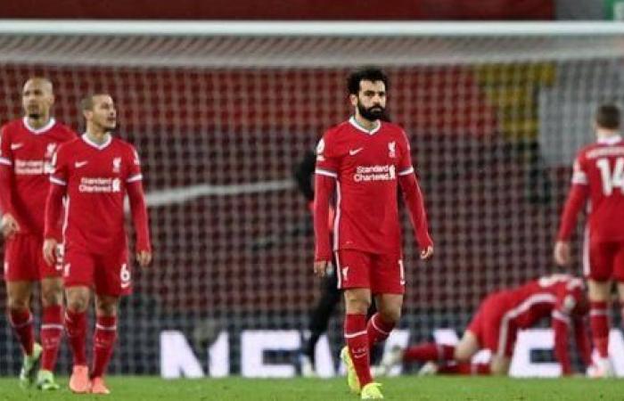 ليفربول ينهار.. ليستر سيتي يسجل 3 أهداف في 5 دقائق .. فيديو