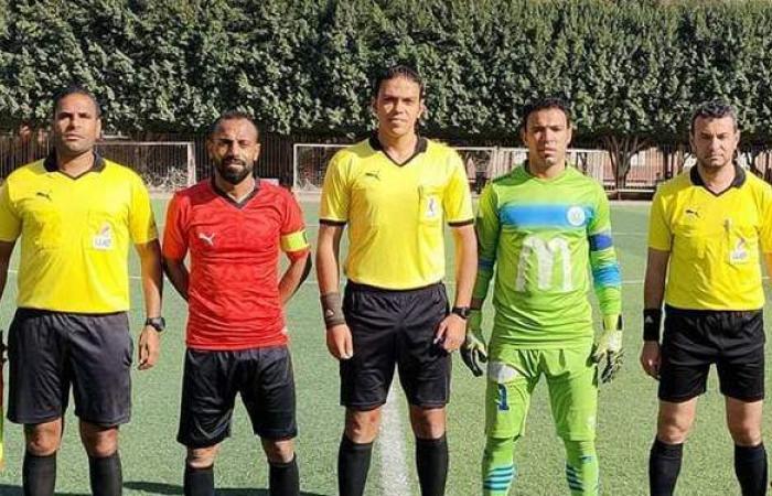 نتائج الجولة الـ 15 لدوري القسم الثالث بمجموعة القاهرة