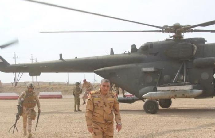 القوات تعزز تأمين مراسم دينية في مدينة عراقية مقدسة