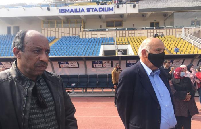 على أبو جريشة: الإسماعيلى لم يتفاوض مع مروان محسن