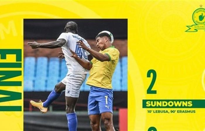 صن داونز يهزم الهلال السوداني في دوري أبطال إفريقيا