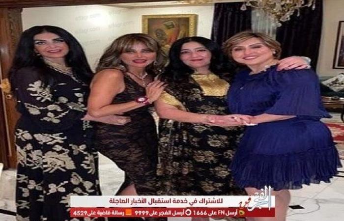 شاليمار شربتلي تحتفل بعيد ميلادها في أجواء عائلية (صور)