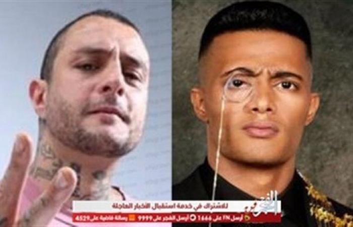 """""""كنت جنب أمك"""".. أحمد الفيشاوي يهاجم محمد رمضان من جديد"""