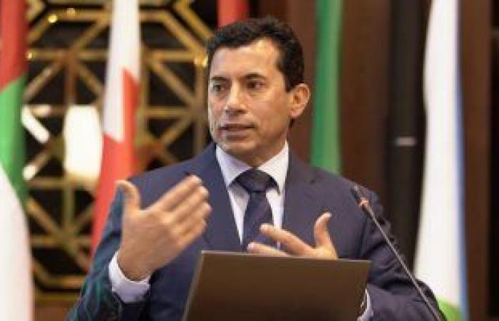 وزير الرياضة يشهد ورشة حول الاستراتيجية الوطنية للشباب والنشء بالإسكندرية