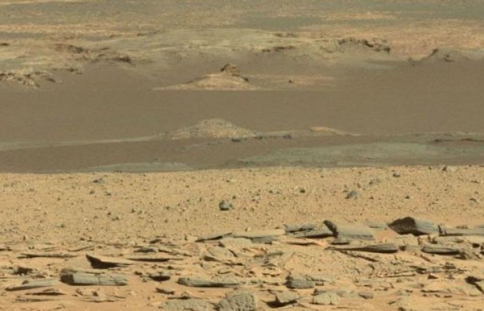 تتوالى مفاجآت المريخ... شيء يرى للمرة الأولى حول الكوكب الأحمر