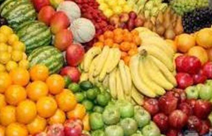 أسعار الفاكهة اليوم السبت 13-2-2021 في مصر
