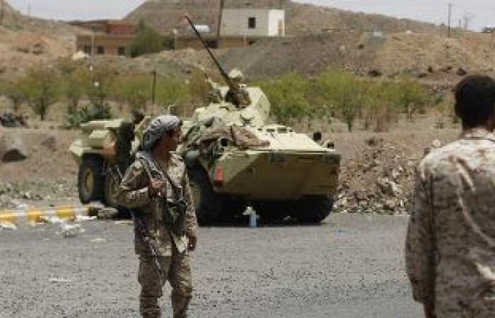 سقوط العشرات من عناصر مليشيا الحوثى بنيران الجيش اليمنى غرب مأرب