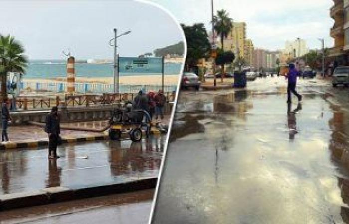 هيئة الأرصاد تكشف حقيقة تعرض مصر لانخفاض غير مسبوق فى درجات الحرارة