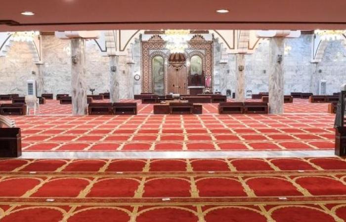 الشؤون الإسلامية تعلن فتح 44 مسجداً وإغلاق 5 بالرياض والشمالية